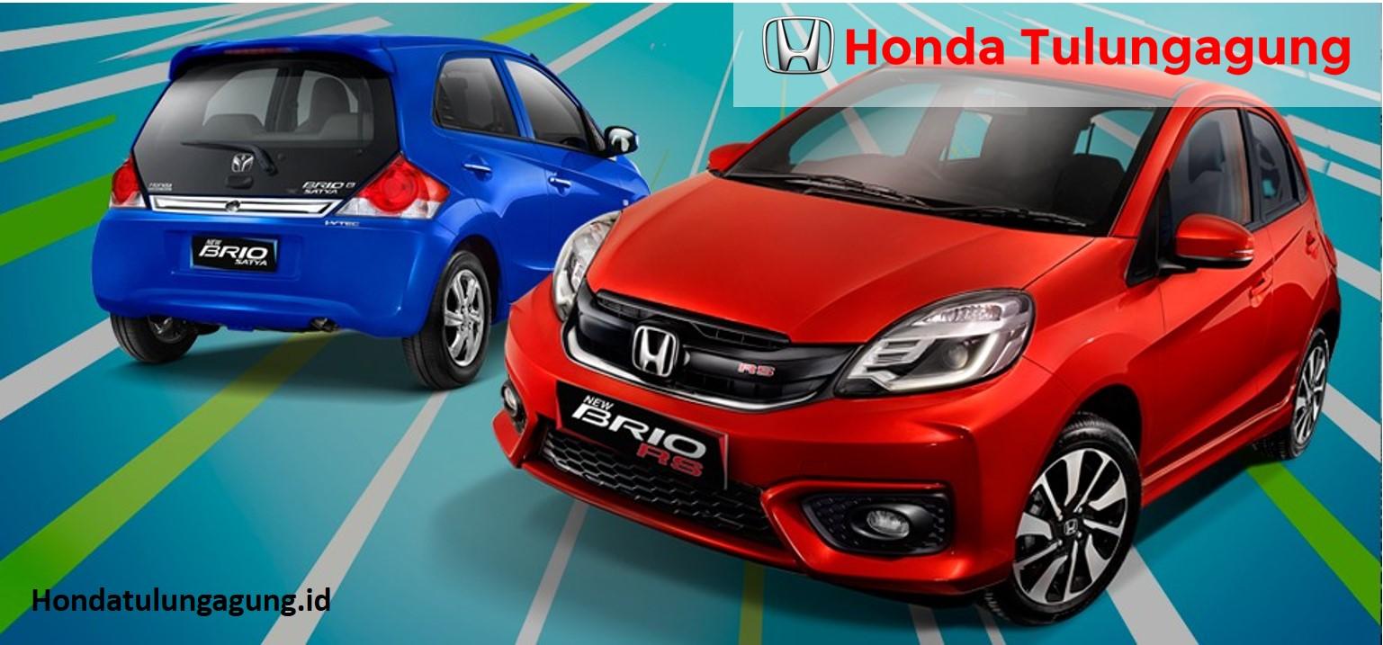 Honda Brio Satya Tulungagung