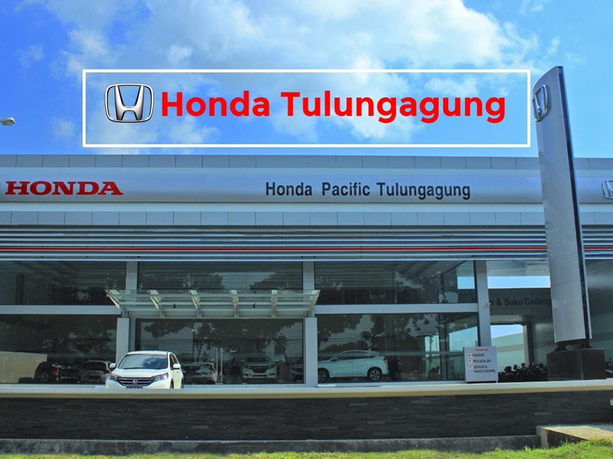 dealer honda pacific tulungagung